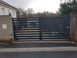 Portails Nantes : R�alisation 18 Rue de la Loire MAUVE SUR LOIRE