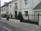 Portails Nantes : R�alisation rue de la Gaudini�re � NANTES