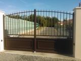 Portails Nantes : R�alisation � Saint Julien de Concelles