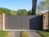 Portails Nantes : R�alisation route de st Fiacre � GORGES