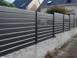 Clotures Nantes : 9 avenue des dahlias 44800 SAINT HERBLAIN