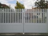 Portails Nantes : R�alisation rue de la Pierre � PONT SAINT MARTIN