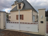 Portails Nantes : R�alisation � ORVAULT