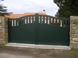 Portails Nantes : R�alisation � VALLET