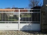 Portails Nantes : R�alisation chemin Doucet � ORVAULT