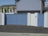 Portails Nantes : R�alisation � ST ETIENNE DE MONTLUC