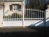 Portails Nantes : R�alisation all�e de l'Aire LA CHAPELLE SUR ERDRE